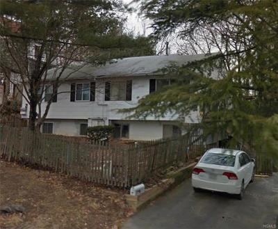 Nyack NY Multi Family 2-4 For Sale: $650,000