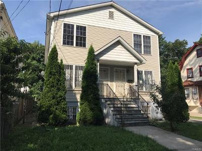 Mount Vernon Multi Family 2-4 For Sale: 134 South 12th Avenue