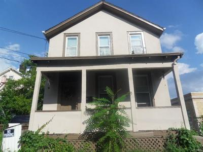Nyack Single Family Home For Sale: 41 Liberty Street