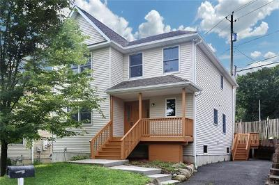 Haverstraw Single Family Home For Sale: 4 Santiago Avenue