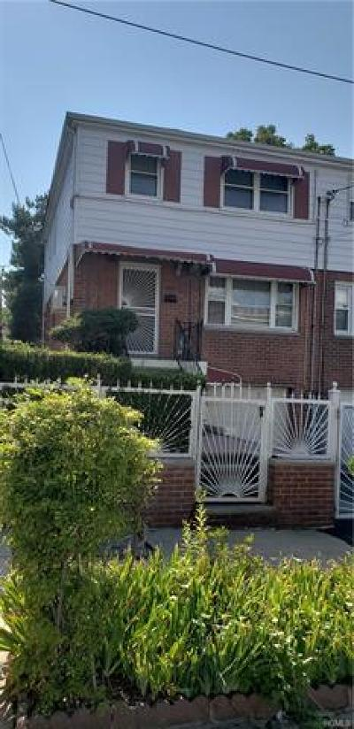 Bronx Single Family Home For Sale: 4231 Seton Avenue