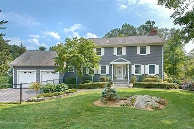 Cortlandt Manor Single Family Home For Sale: 1 Brook Lane