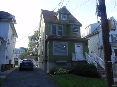 New Rochelle Single Family Home For Sale: 25 Saint Joseph Street