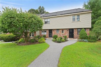 Westchester County Condo/Townhouse For Sale: 179 Heritage Hills #E
