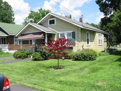 Port Jervis Single Family Home For Sale: 11 Dubois Street