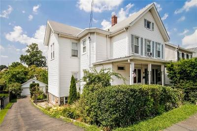 Connecticut Single Family Home For Sale: 136 North Water Street