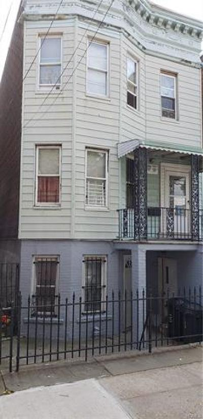 Bronx Multi Family 2-4 For Sale: 1711 Van Buren Street
