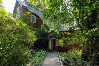 Chappaqua Single Family Home For Sale: 129 Hamilton Road