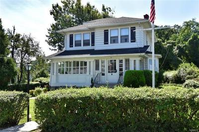 Yonkers Single Family Home For Sale: 19 Greenwood Road