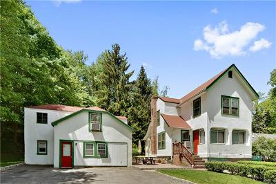 Multi Family 2-4 For Sale: 292 Saw Mill River Road