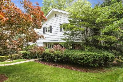 Scarsdale Single Family Home For Sale: 4 Thornwood Place