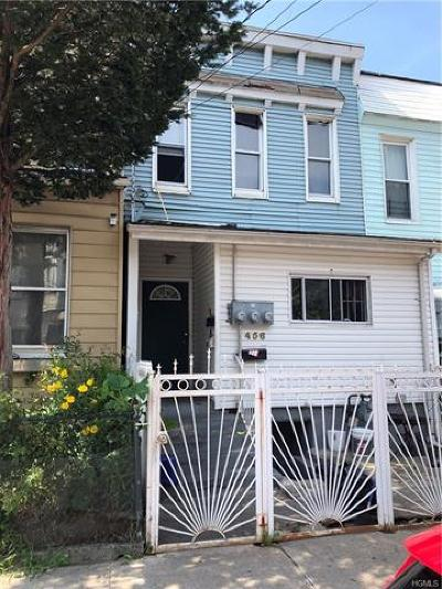 Bronx Multi Family 2-4 For Sale: 456 East 185th Street