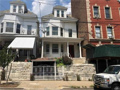 Bronx County Multi Family 2-4 For Sale: 2797 Marion Avenue