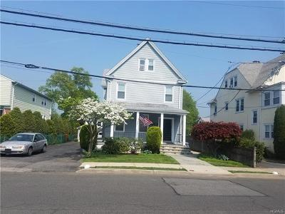 Mamaroneck Multi Family 2-4 For Sale: 538 Jefferson Avenue