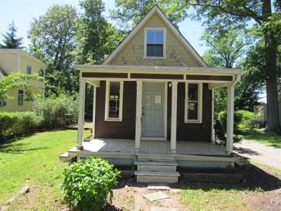 Westchester County Single Family Home For Sale: 17 Camp Ground