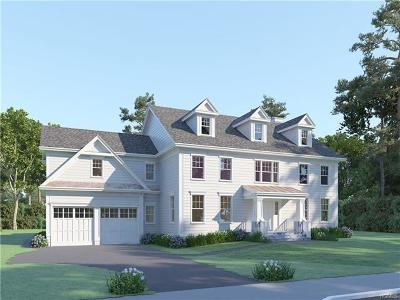 Scarsdale NY Single Family Home For Sale: $3,850,000