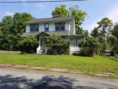 Sullivan County Single Family Home For Sale: 11 Hammond Street