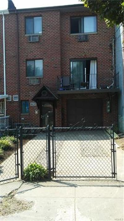 Bronx Multi Family 2-4 For Sale: 1030 East 219th Street