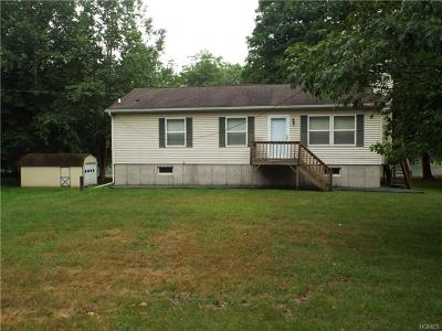 Fallsburg NY Single Family Home For Sale: $189,000
