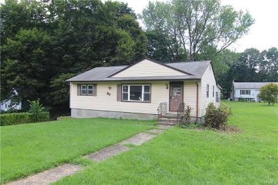 New Windsor Single Family Home For Sale: 65 Silver Spring Road