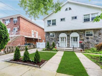 Bronx Single Family Home For Sale: 2318 Wickham Avenue