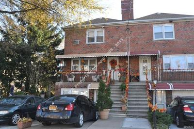 Bronx Single Family Home For Sale: 3288 Radio Drive