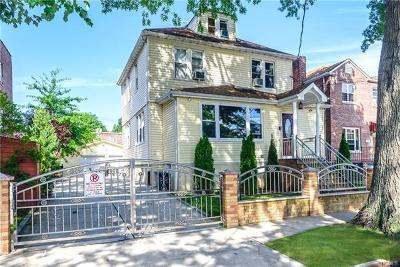 Bronx Single Family Home For Sale: 2521 Fish Avenue