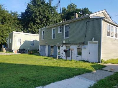Multi Family 2-4 For Sale: 21 Marion Avenue