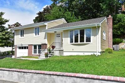 Dobbs Ferry Single Family Home For Sale: 3 Eldredge Place