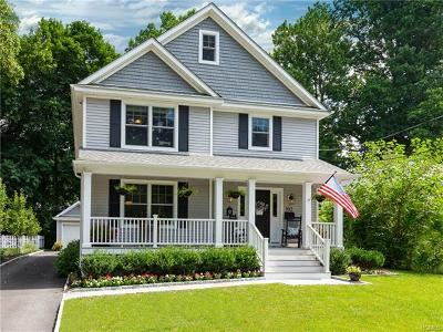 Croton-On-Hudson Single Family Home For Sale: 102 Penfield Avenue