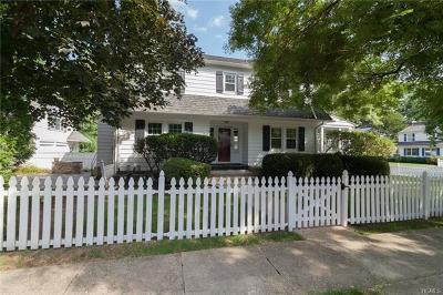 Larchmont Single Family Home For Sale: 37 Vanderburgh Avenue