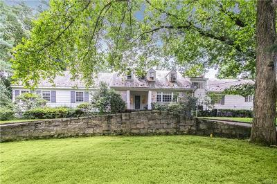 Harrison Single Family Home For Sale: 248 Woodlands Road