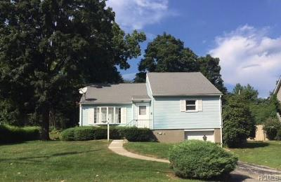 Peekskill Single Family Home For Sale: 108 Overlook Avenue