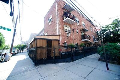 Bronx NY Multi Family 2-4 For Sale: $649,000