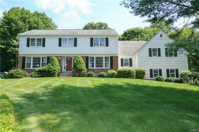 Westchester County Single Family Home For Sale: 7 Willow Crest Drive