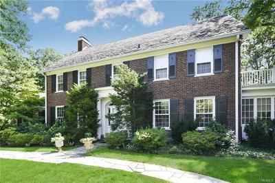 Bronxville Single Family Home For Sale: 54 Hereford Road