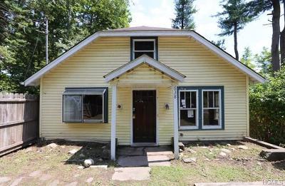Cuddebackville Single Family Home For Sale: 638 Route 209