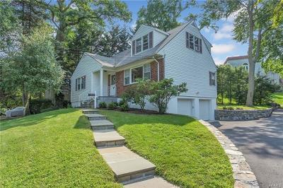 Mamaroneck Multi Family 2-4 For Sale: 241 Orienta Avenue