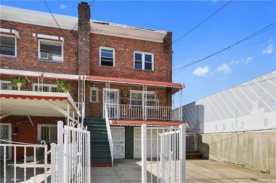 Bronx Single Family Home For Sale: 730 East 242 Street