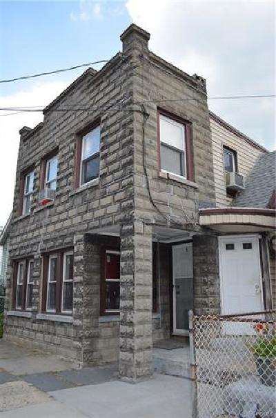Yonkers Multi Family 2-4 For Sale: 104 Vineyard Avenue