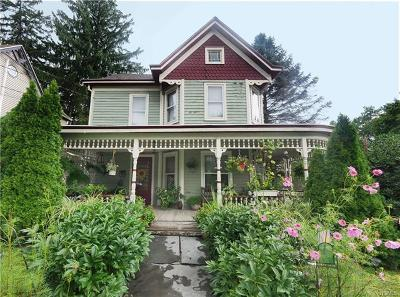 Walden Single Family Home For Sale: 103 Walnut Street