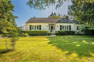 Mamaroneck Single Family Home For Sale: 506 Claflin Avenue