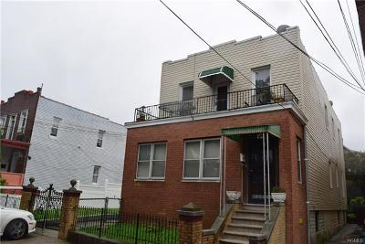 Bronx Multi Family 2-4 For Sale: 2870 East 196th Street