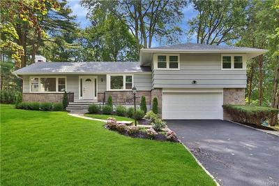 New Rochelle Single Family Home For Sale: 102 Ward Drive