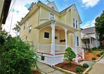Westchester County Multi Family 2-4 For Sale: 947 Diven Street