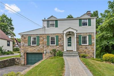Yonkers Single Family Home For Sale: 6 Winans Drive