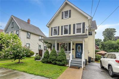 Peekskill Single Family Home For Sale: 229 Depew Street