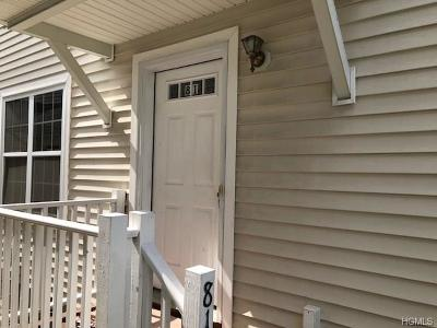 Middletown Condo/Townhouse For Sale: 81 Jordan Lane
