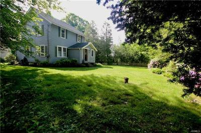 Westchester County Single Family Home For Sale: 196 Route 118