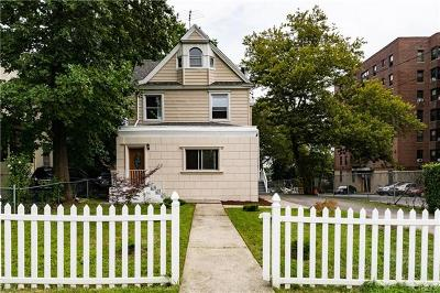 Westchester County Multi Family 2-4 For Sale: 35 Claremont Avenue